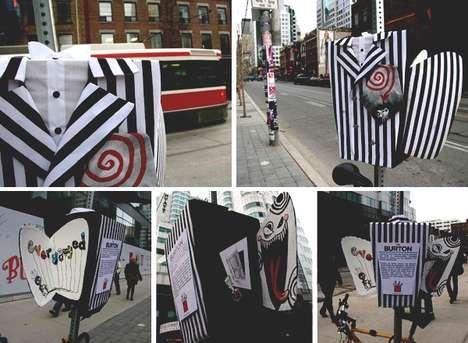 Cinematic Street Installations