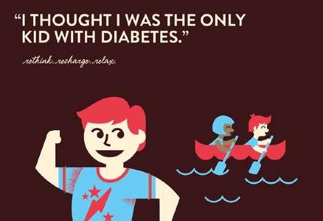Cartoon Health Prints