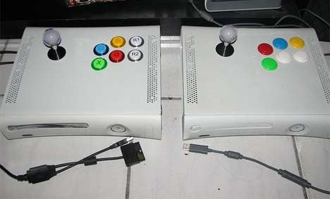 Gaming System Arcade Mods