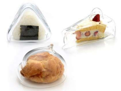 The Switch Glass Food Covers Keep Treats Safe and Showcased