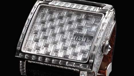 Beautiful Baguetted Wristwear