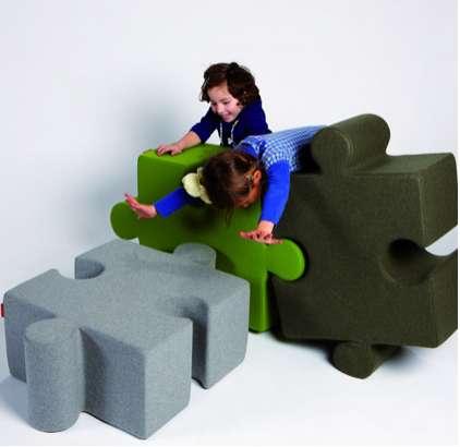 Jigsaw Seating
