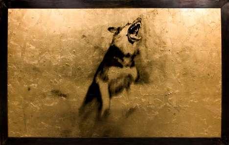 Bloody Animalistic Artwork