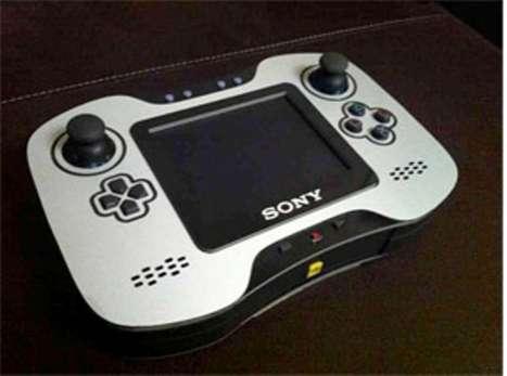 Custom Handheld Consoles
