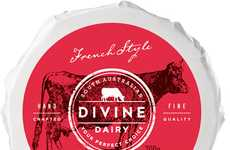 Delectable Dairy Packaging