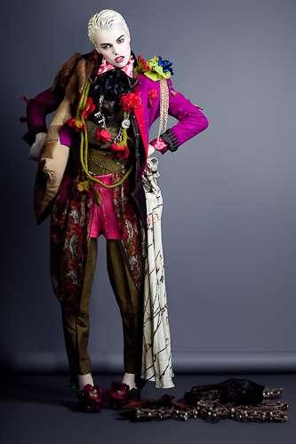 Crazy Carnival-Esque Fashion