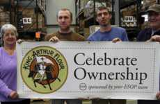 Relationship-Based Baking Businesses - King Arthur Flour Company is Employee-Owned