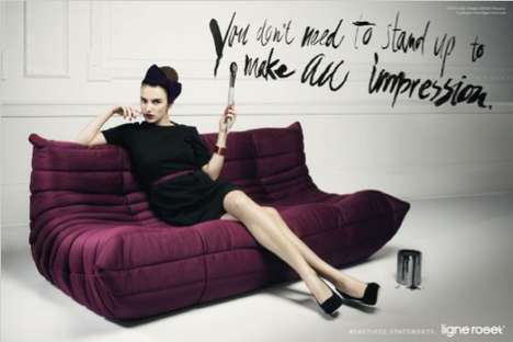 Life-Enriching Couch Campaigns