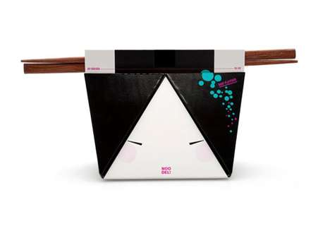 Personified Geisha Pouches