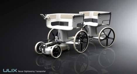Contemporary Motorized Carriages