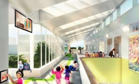 Zero Energy Schools - NYC's School Construction Authority Unveils a Carbon Neutral Design