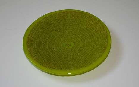 Spiraling Math Dishware