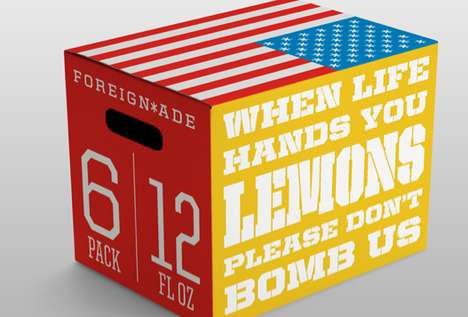 Political Punch Packaging