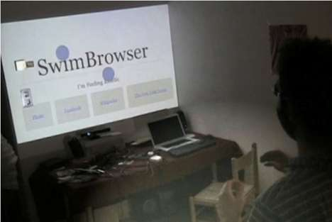 Motion-Sensing Internet Browsers