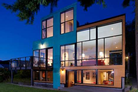 Mod Tetris Housing
