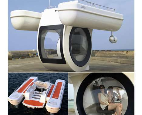 20 Innovative Personal Submersibles