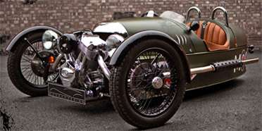 30s-Inspired Trikes