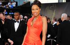 Bright Award Show Dresses - The 2011 Oscar Fashion Statements Were Glamorous