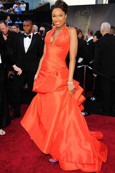 Bright Award Show Dresses