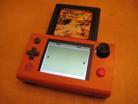 Portable Pong Consoles