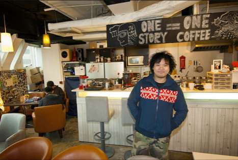 Hidden Coffee Shops - Hong Kong's Indy Coffee Houses Take Cover With Big Chains Moving In