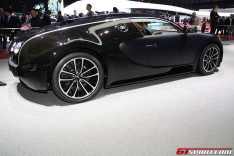 2011 Bugatti Veyron Super Sport gets Another Awesome Makeover