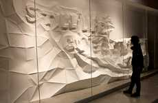 Magnificent Paper Murals