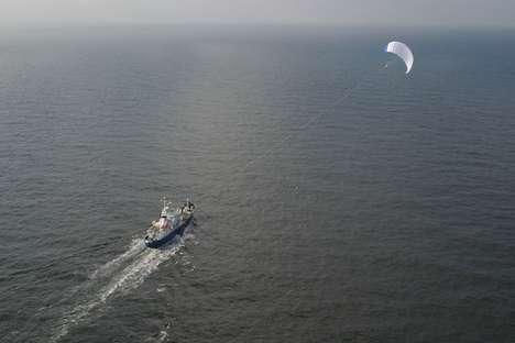 Wind-Driven Ships