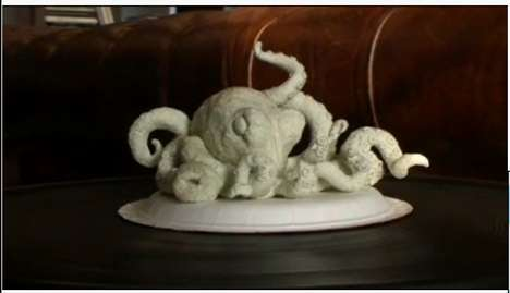 Sticky Sculpting Contests