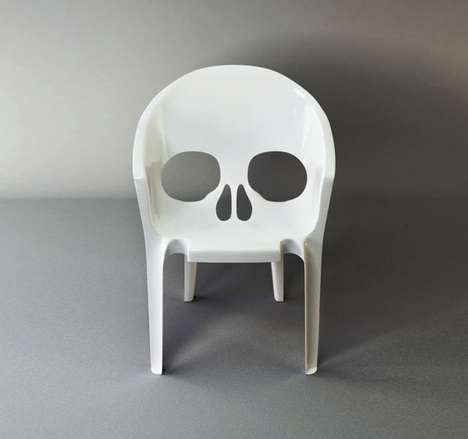 Scary Skull Seating