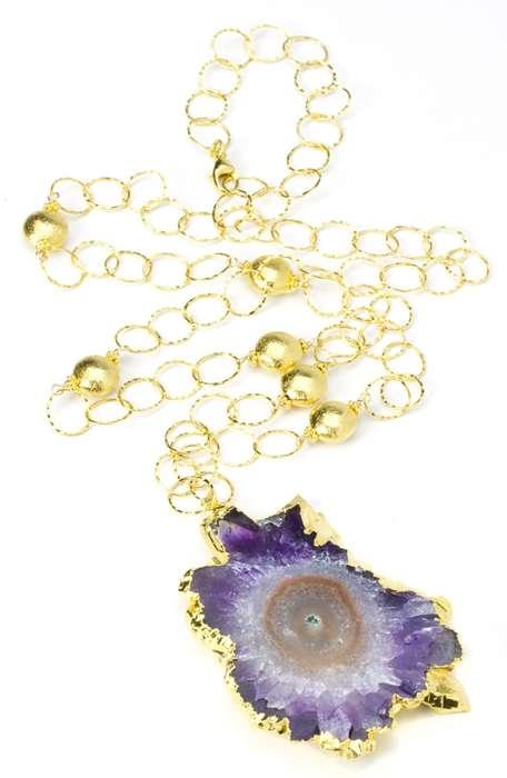 Stalactite Jewelry