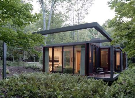 Forest-Embracing Abodes