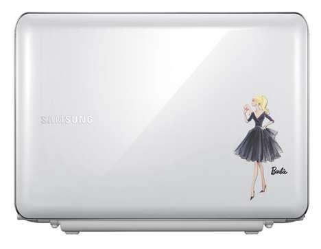 Iconic Doll Laptops