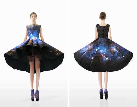 Cosmic Cosmopolitan Couture
