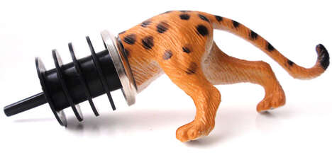 Keep Your Favorite Wines Tasting Fresh With These Animal Wine Stoppers