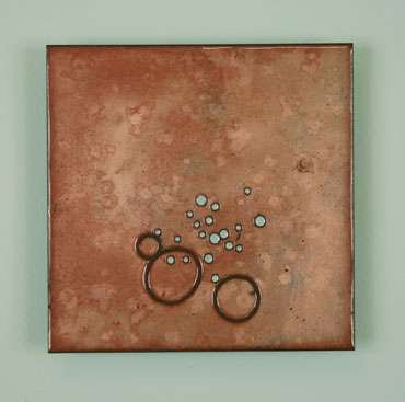 Whimsical Copper Creations - Jenn Bell's Artwork is Wonderfully Rustic Visual Poetry