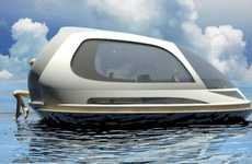 Miniature Luxury Yachts