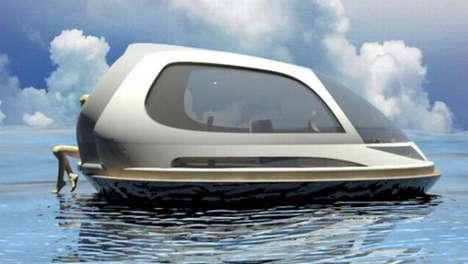Miniature Luxury Yachts