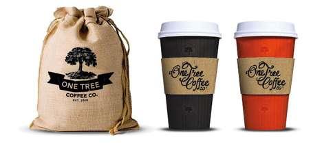 Vintage Coffee Branding