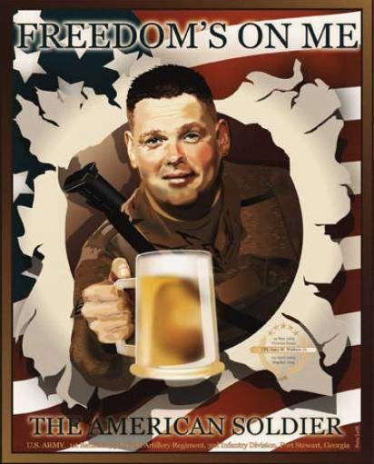 Patriotic Vintage Posters