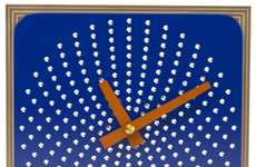 Polka Dot Wall Clocks