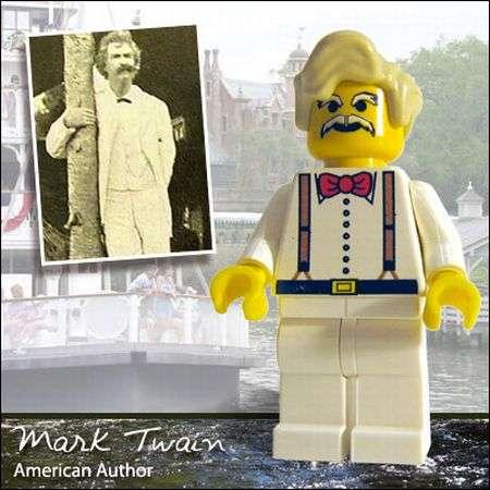Famous LEGO Lookalikes (UPDATE)