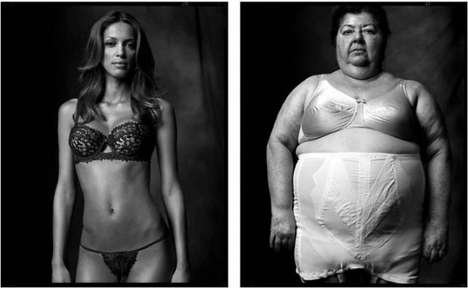 Harsh Reality Photography - Contrasts of Life by Mark Laita Shows Real People as They Are