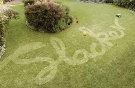 Abusive Lawn Mower Ads
