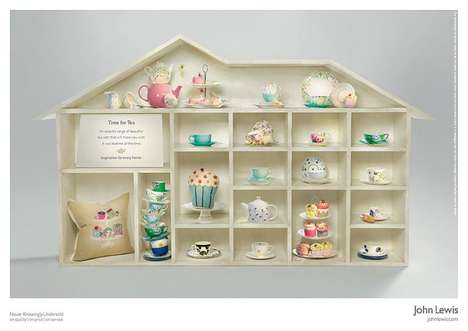Fantasy Homeware Recreations - John Lewis Breaks Down the Home Style Within Barbie's Dream Hou