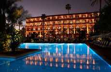 Ultra-Extravagant Escapes - The La Mamounia Resort in Marrakech Treats You like Royalty