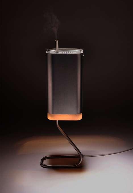 Humidifying Eco Lights