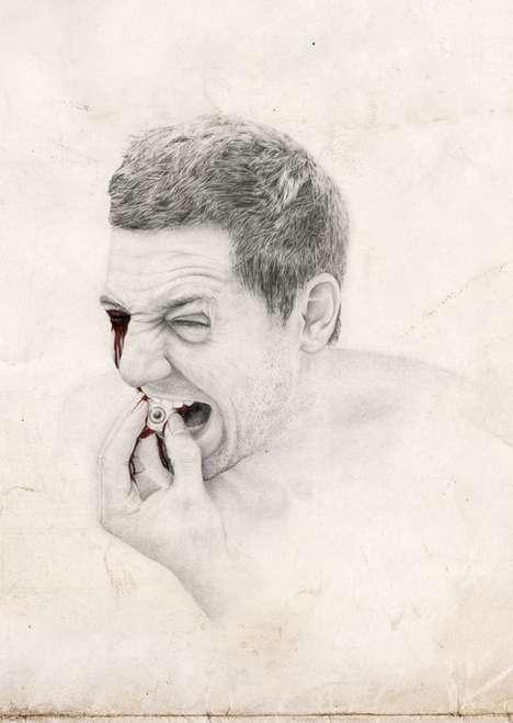 Self-Mutilation Portraits