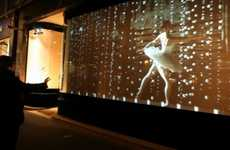 Interactive Ballet Storefronts