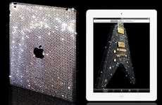 Crystalline Tablet Cases